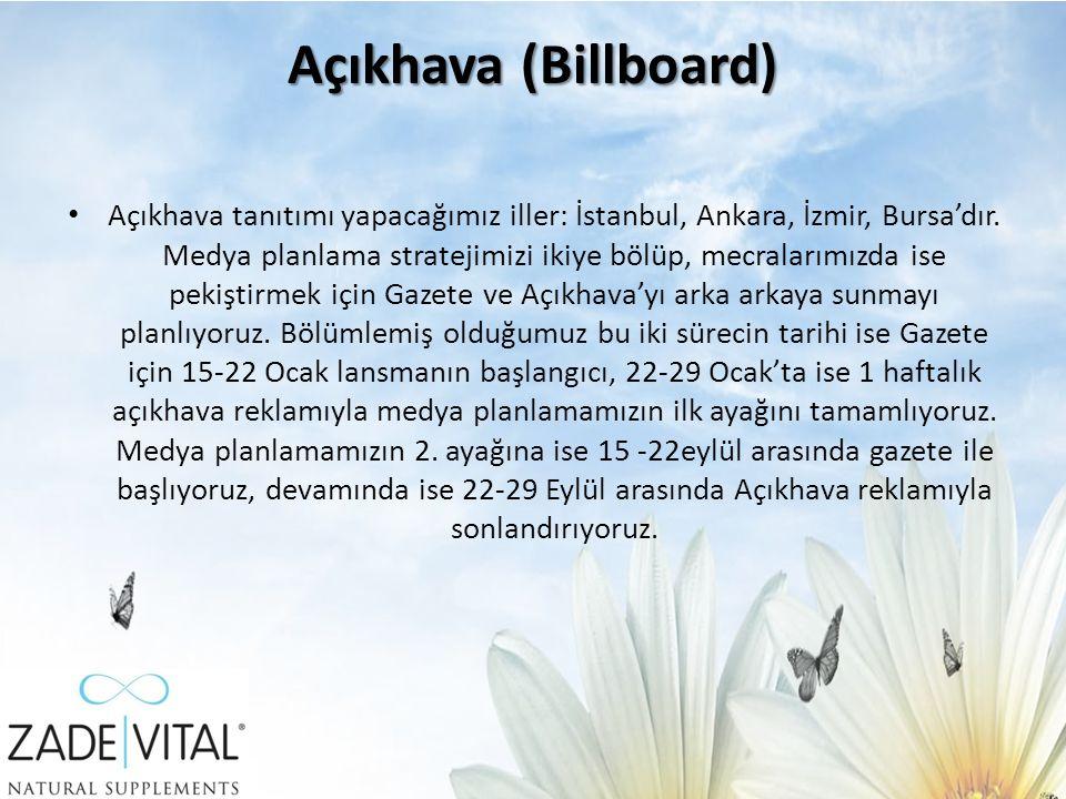 Açıkhava (Billboard)