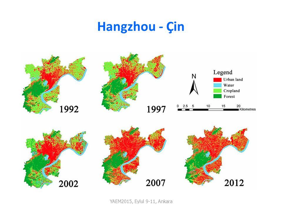 Hangzhou - Çin YAEM2015, Eylul 9-11, Ankara
