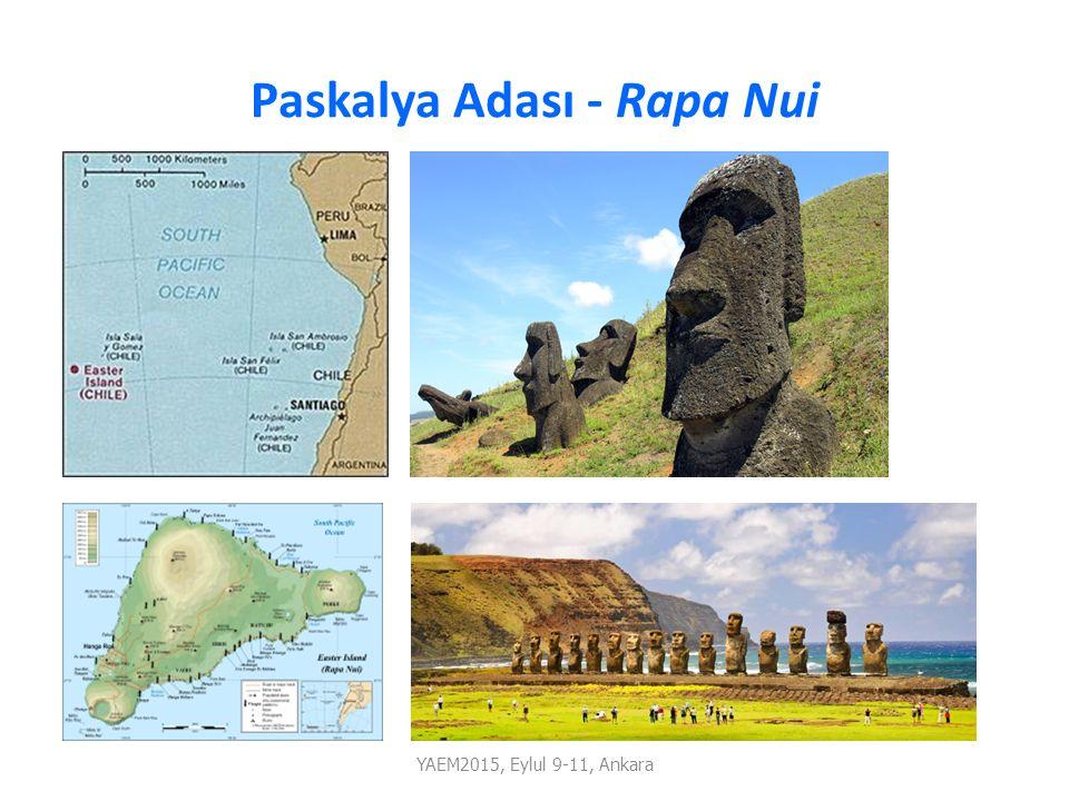 Paskalya Adası - Rapa Nui