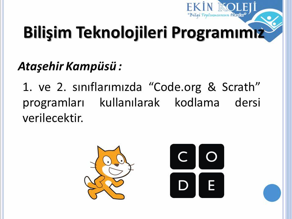 Bilişim Teknolojileri Programımız