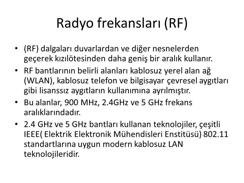 Radyo frekansları (RF)