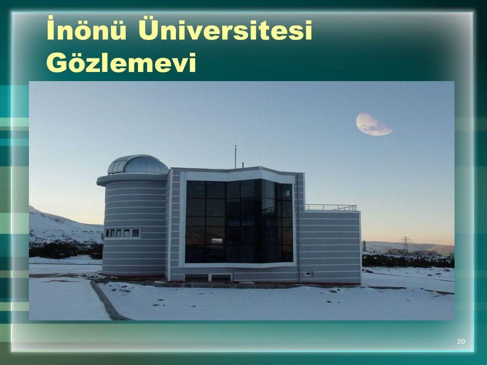 İnönü Üniversitesi Gözlemevi