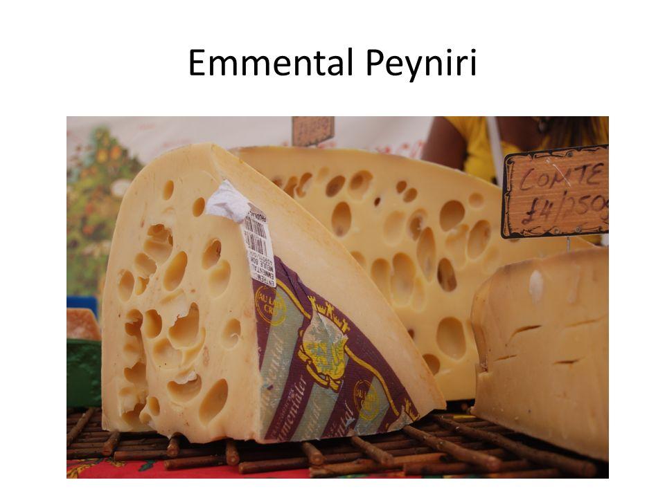 Emmental Peyniri