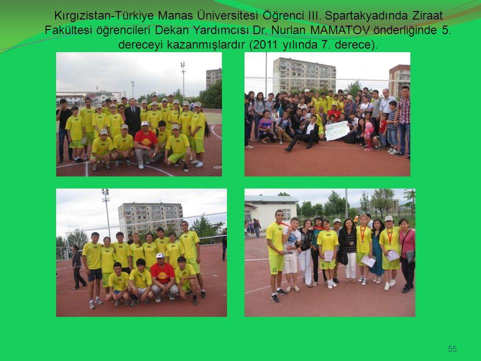Kırgızistan-Türkiye Manas Üniversitesi Öğrenci III