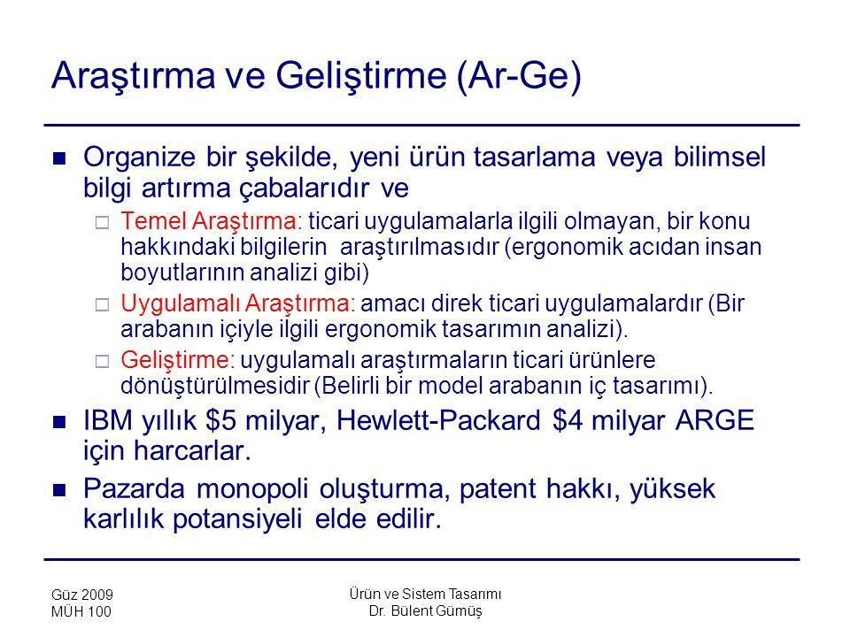 Araştırma ve Geliştirme (Ar-Ge)
