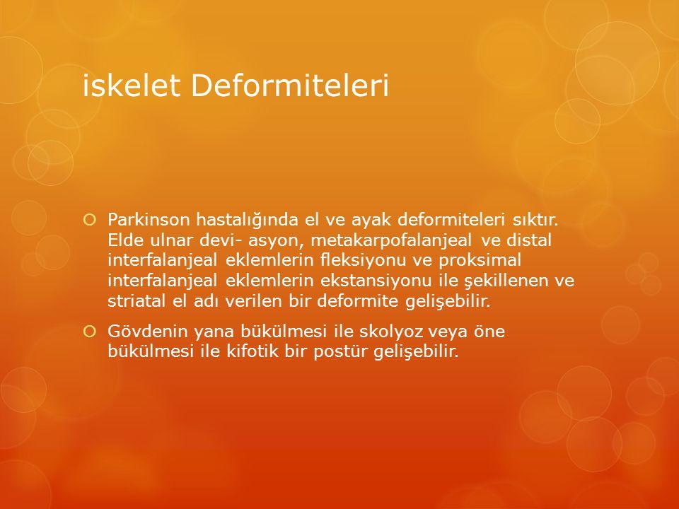 iskelet Deformiteleri