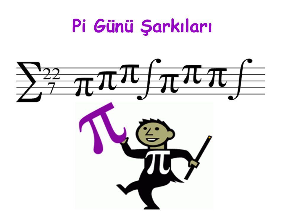 Pi Günü Şarkıları