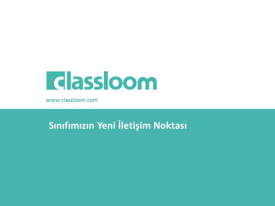 Sınıfımızın Yeni İletişim Noktası