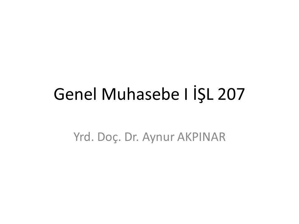 Yrd. Doç. Dr. Aynur AKPINAR