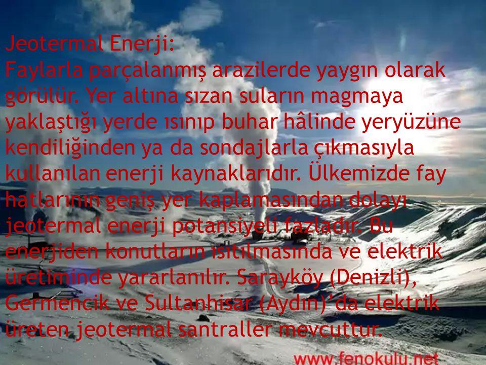 Jeotermal Enerji: