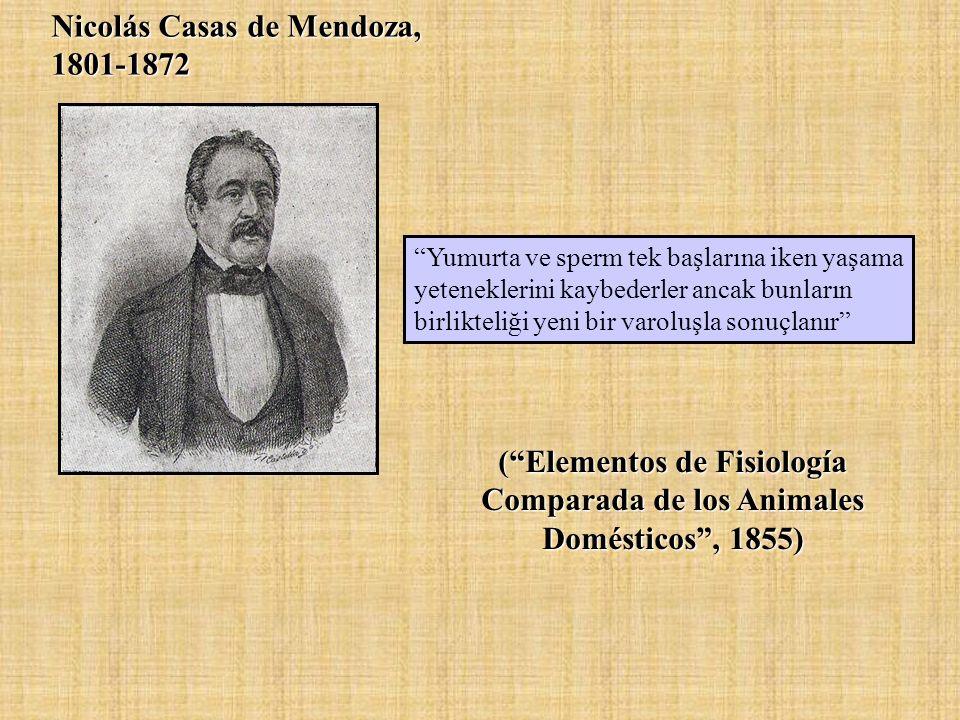 ( Elementos de Fisiología Comparada de los Animales Domésticos , 1855)