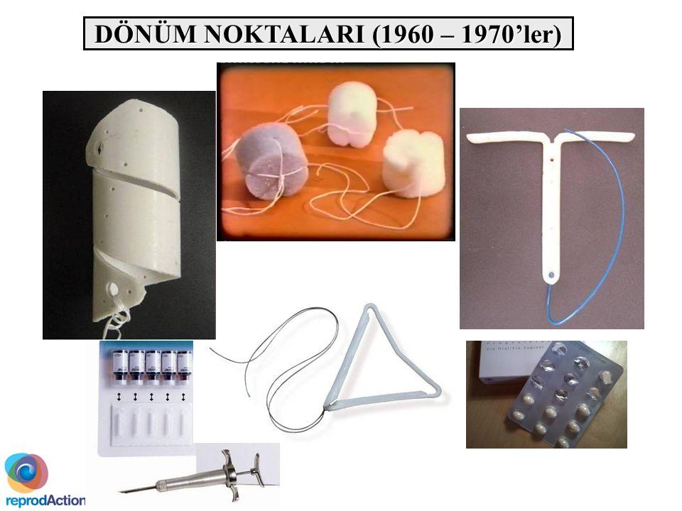 DÖNÜM NOKTALARI (1960 – 1970'ler)