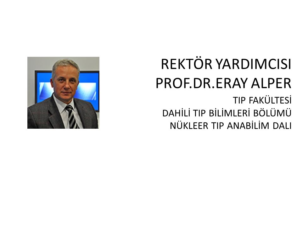 PROF.DR.ERAY ALPER TIP FAKÜLTESİ