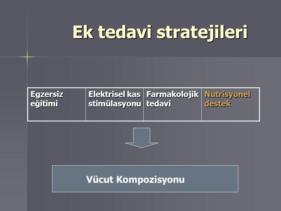 Ek tedavi stratejileri