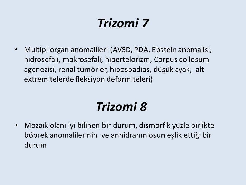 Trizomi 7