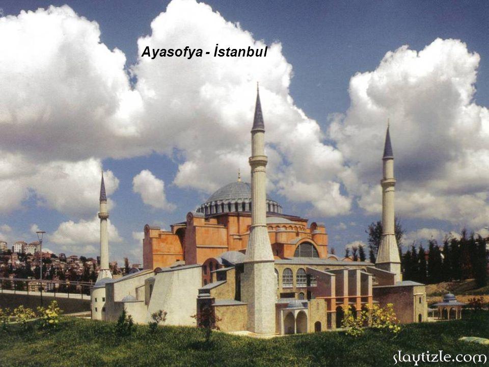 Ayasofya - İstanbul 10
