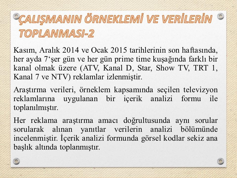 ÇALIŞMANIN ÖRNEKLEMİ VE VERİLERİN TOPLANMASI-2