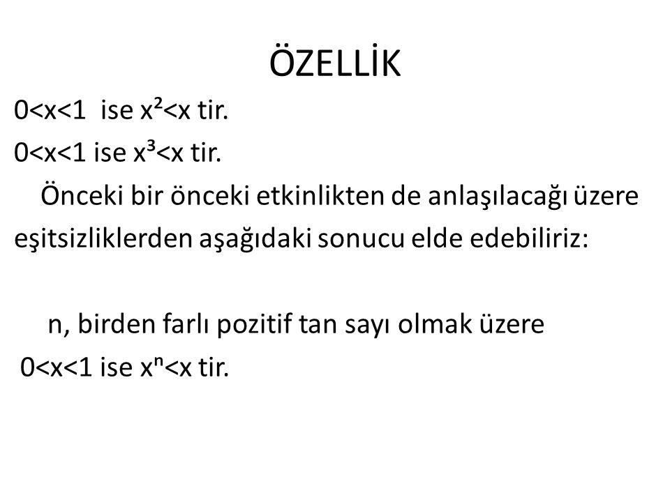 ÖZELLİK