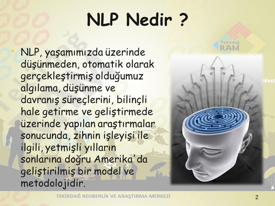 NLP Nedir