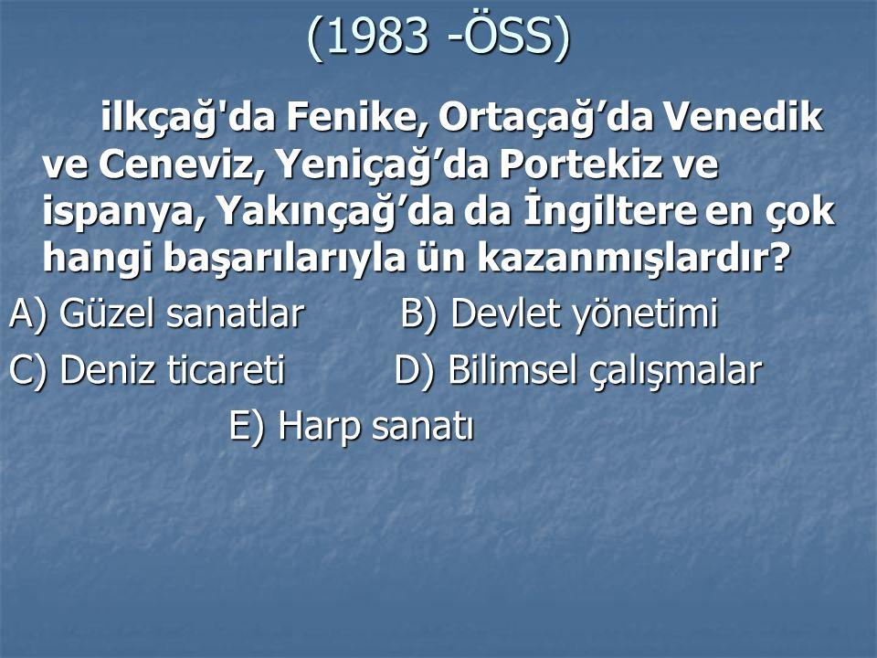 (1983 -ÖSS)