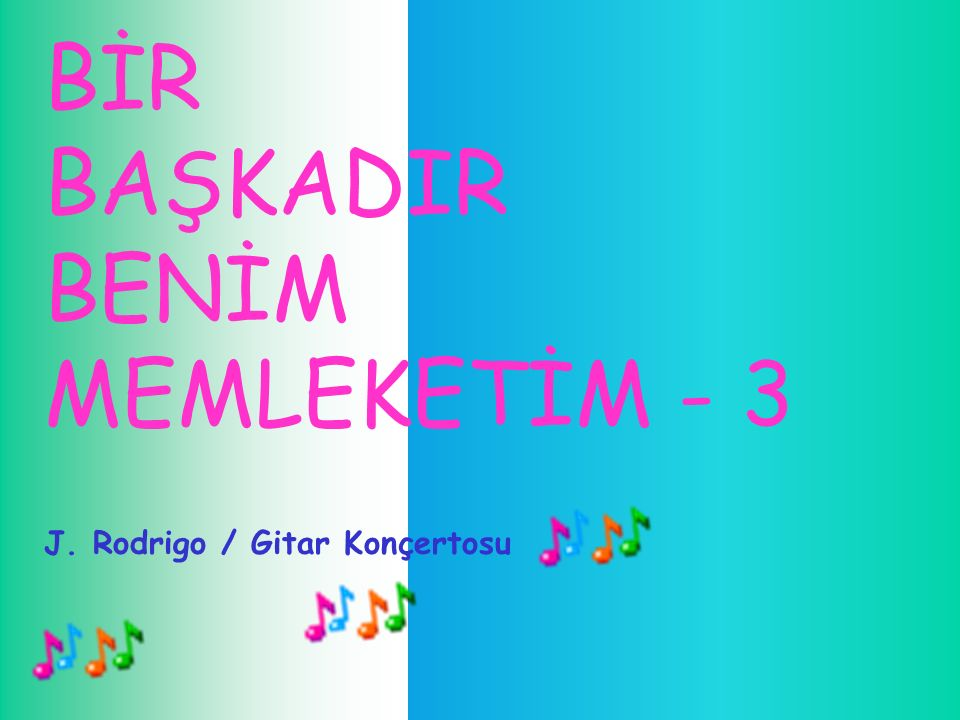 BAŞKADIR BENİM MEMLEKETİM - 3