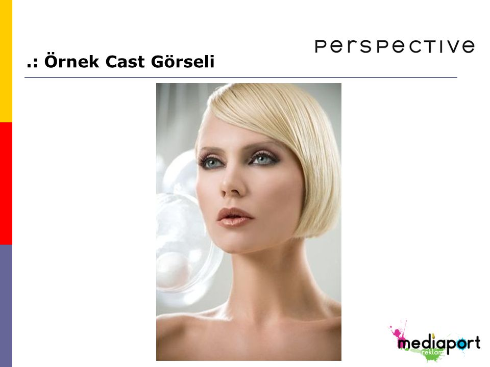 .: Örnek Cast Görseli