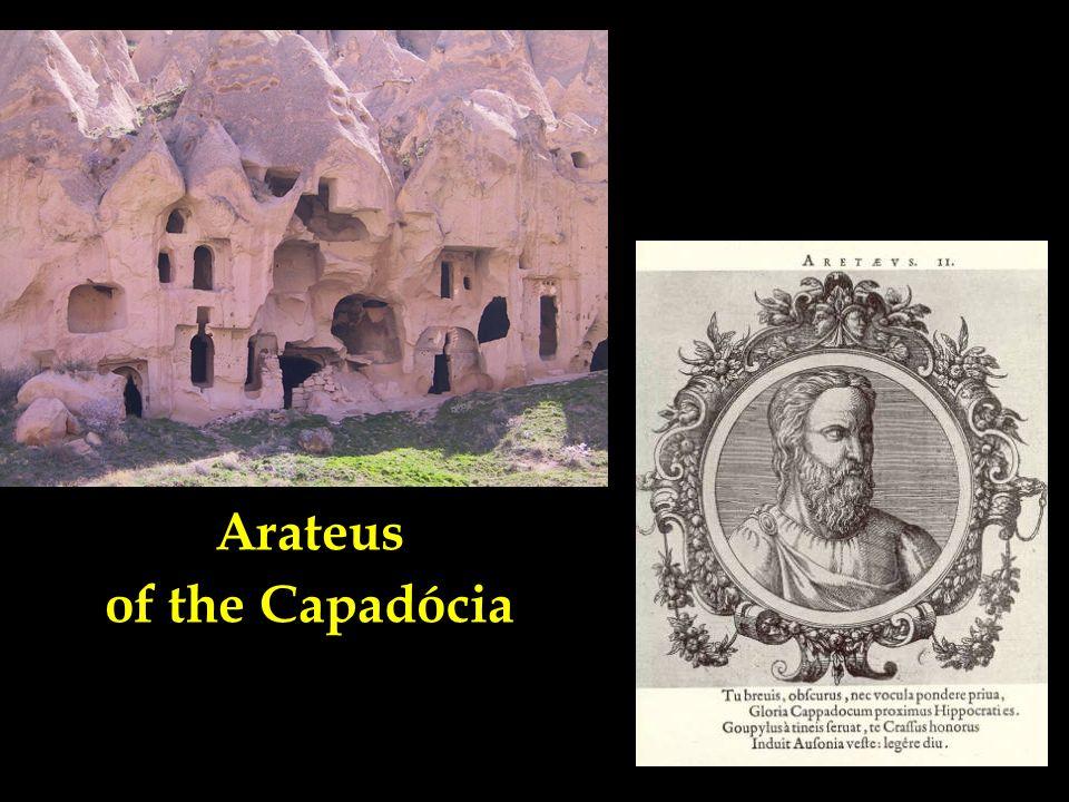 Arateus of the Capadócia
