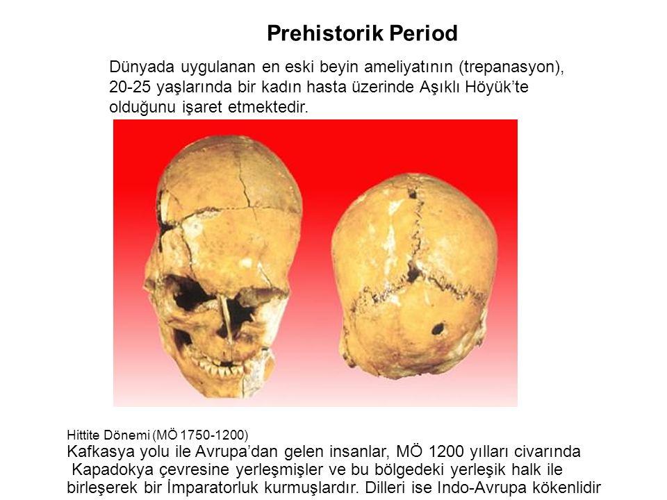 Prehistorik Period