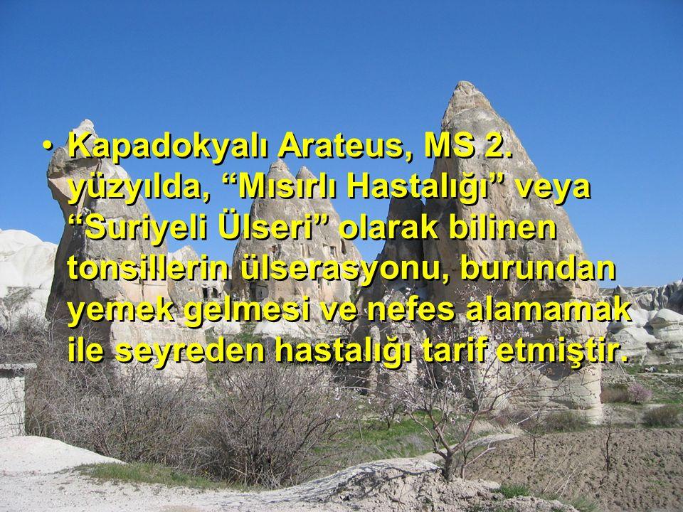 Kapadokyalı Arateus, MS 2