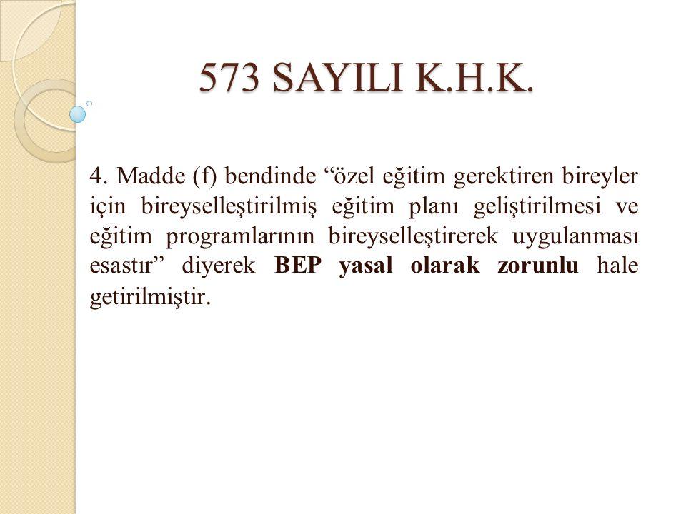 573 SAYILI K.H.K.