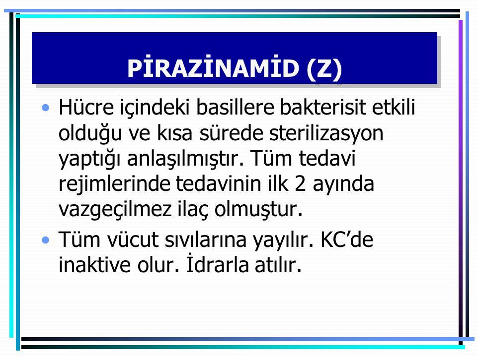 PİRAZİNAMİD (Z)