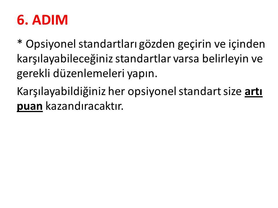 6. ADIM