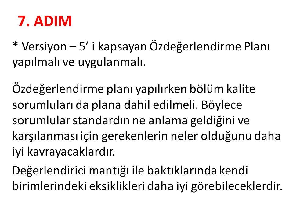 7. ADIM