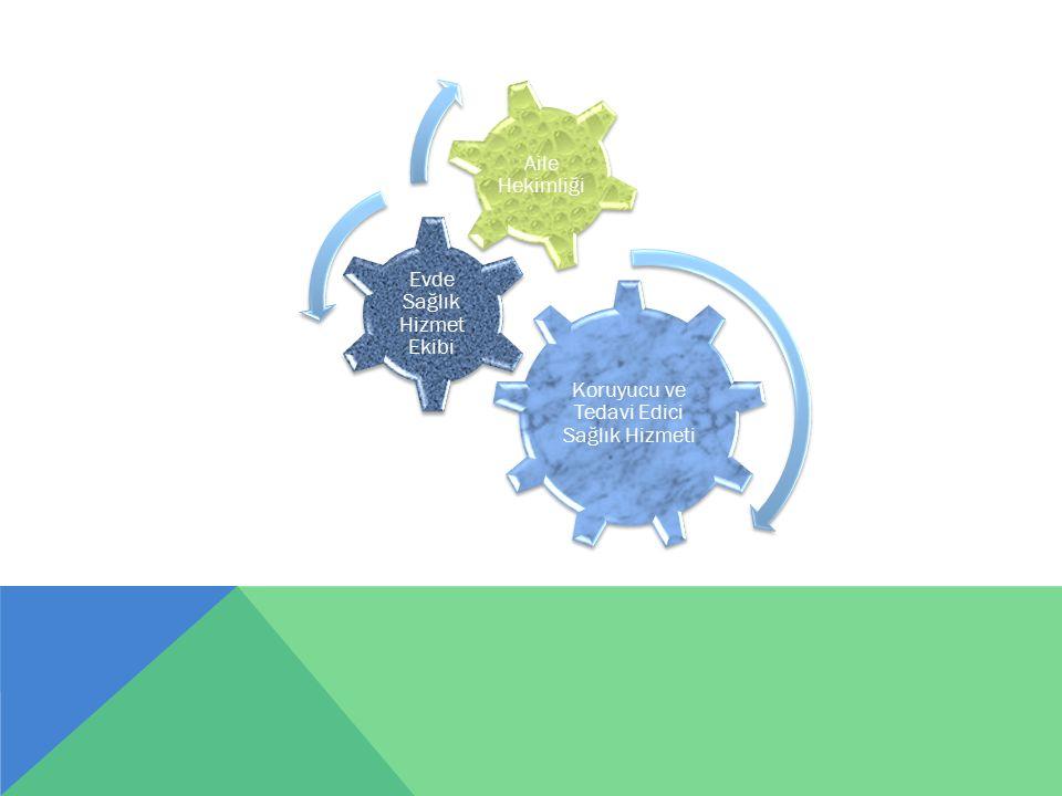 Koruyucu ve Tedavi Edici Sağlık Hizmeti Evde Sağlık Hizmet Ekibi