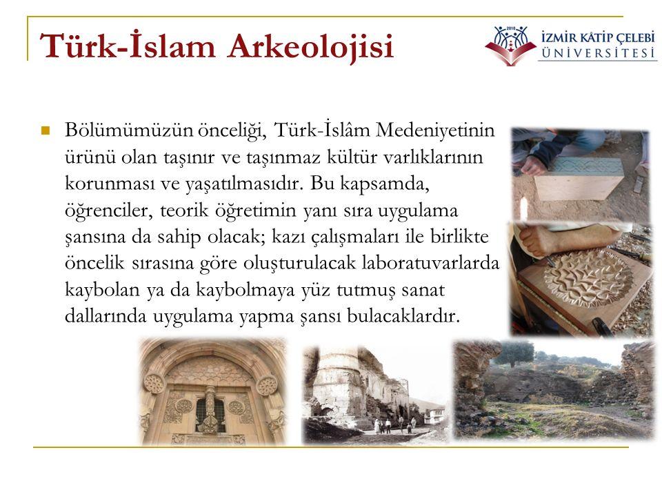 Türk-İslam Arkeolojisi
