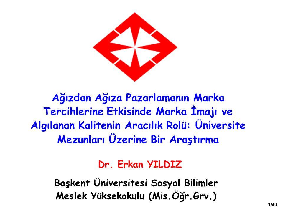 Başkent Üniversitesi Sosyal Bilimler Meslek Yüksekokulu (Mis.Öğr.Grv.)