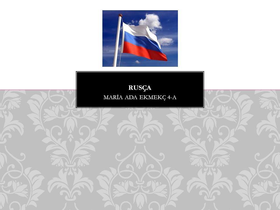 RUSÇA MARİA ADA EKMEKÇ 4-A