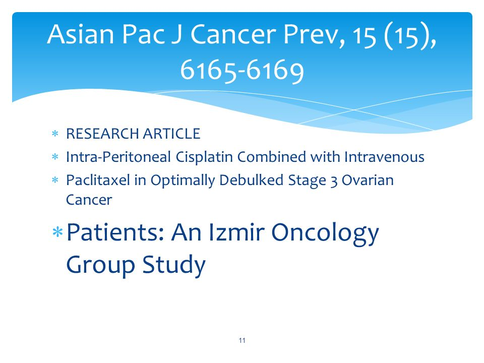 Asian Pac J Cancer Prev, 15 (15), 6165-6169