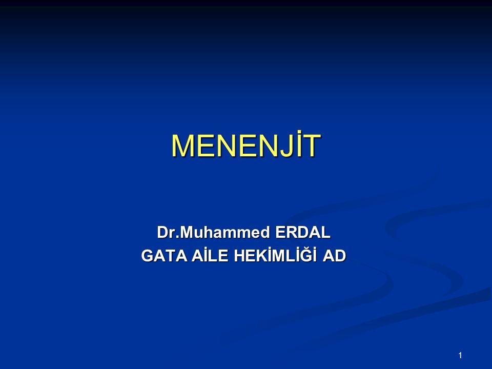 Dr.Muhammed ERDAL GATA AİLE HEKİMLİĞİ AD