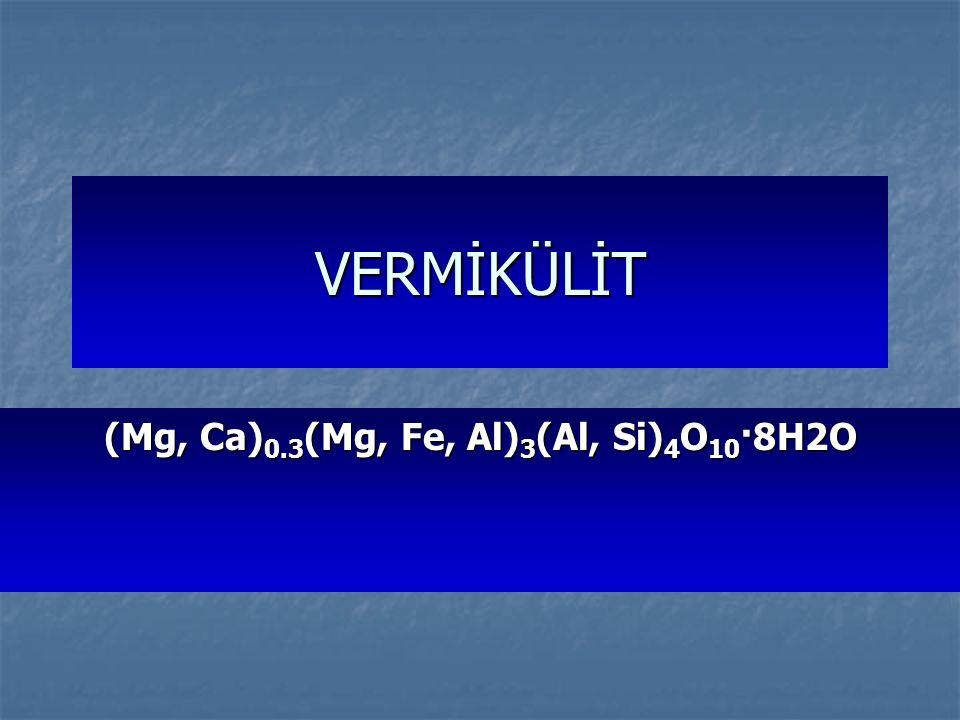 (Mg, Ca)0.3(Mg, Fe, Al)3(Al, Si)4O10·8H2O