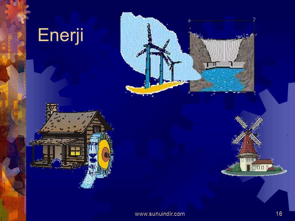 Enerji www.sunuindir.com