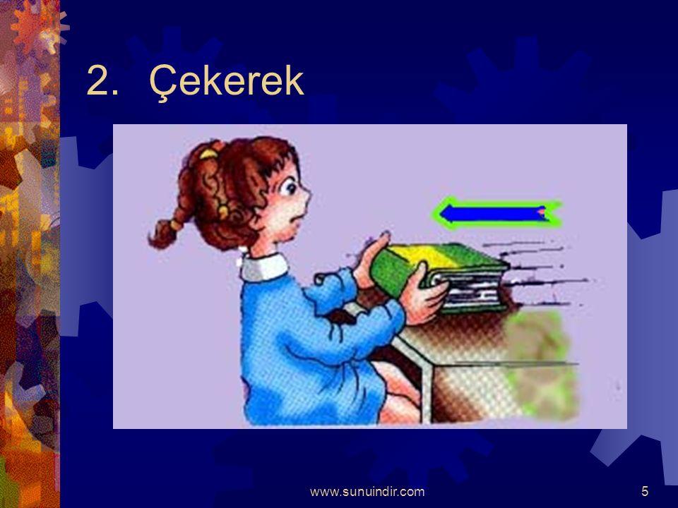 Çekerek www.sunuindir.com