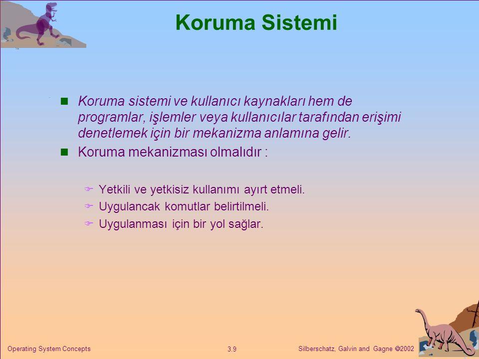 Koruma Sistemi