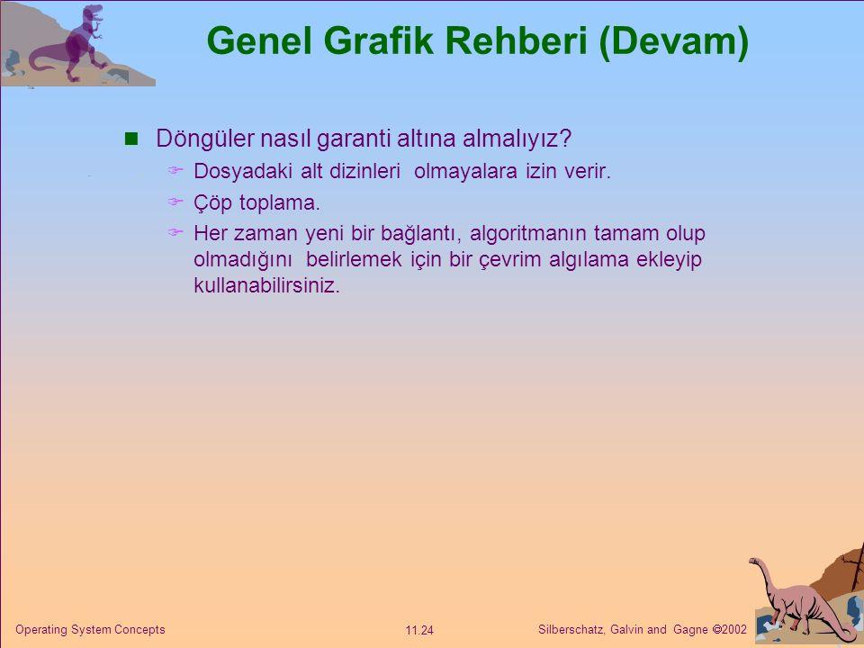 Genel Grafik Rehberi (Devam)