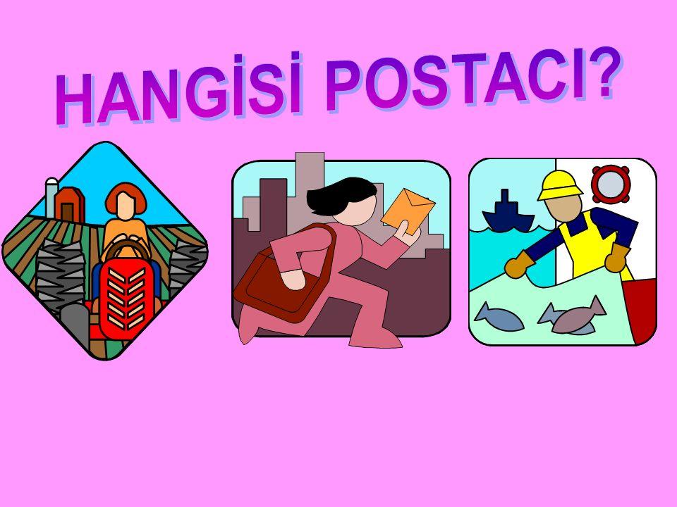 HANGİSİ POSTACI