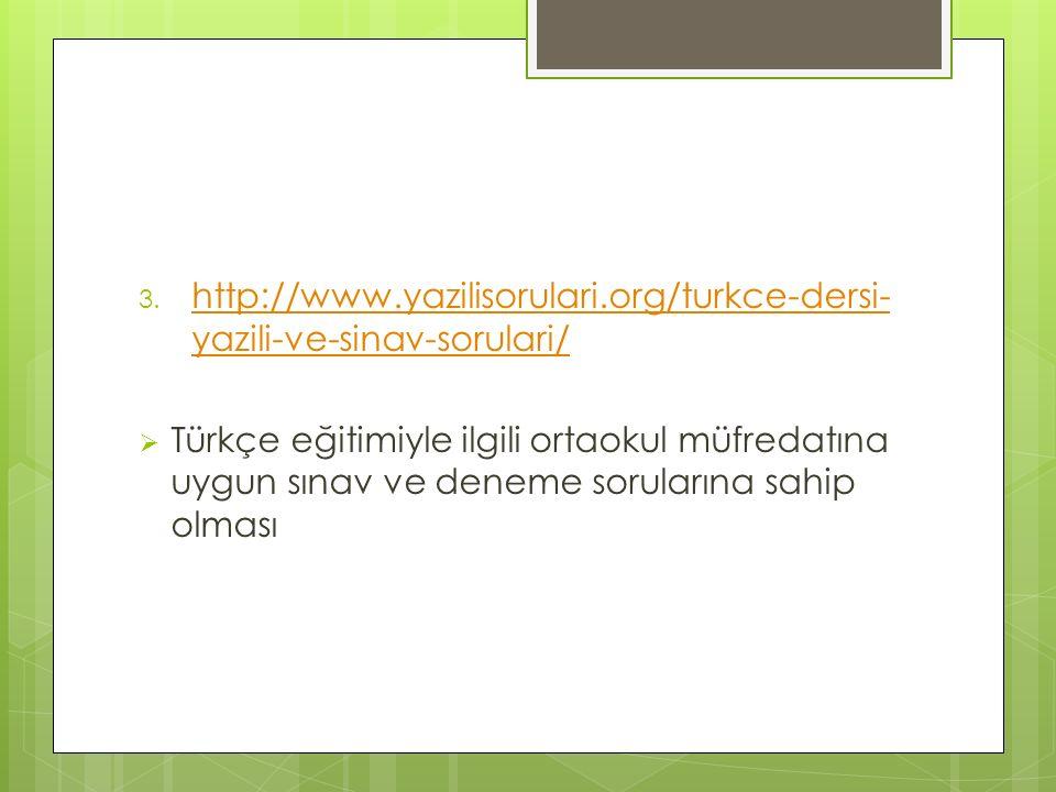 http://www.yazilisorulari.org/turkce-dersi-yazili-ve-sinav-sorulari/