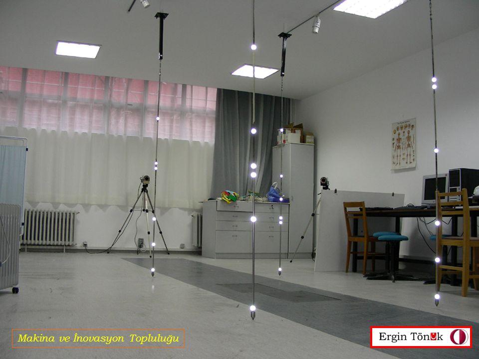Kiss Yürüyüş ve Hareket Analizi Sistemi (1/8)