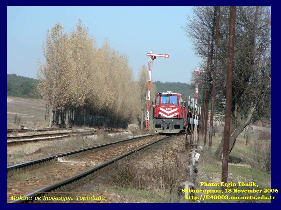 Sabuncupınar, 18 November 2006