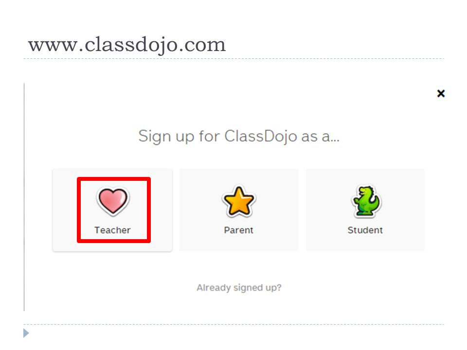 www.classdojo.com