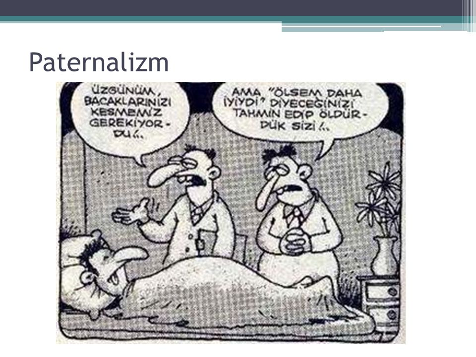 Paternalizm